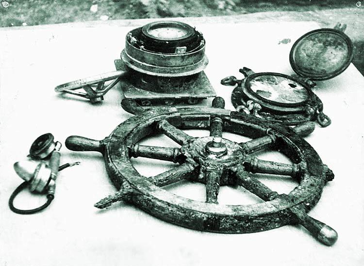 Штурвал&компас
