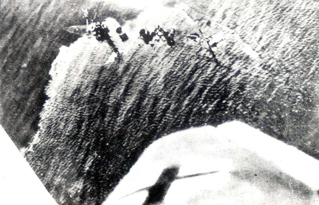 Утонувший  ЭМ «Фрунзе»