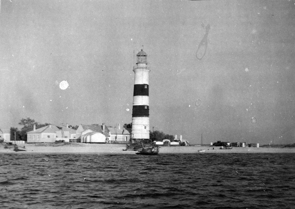 Тендровски основной маяк