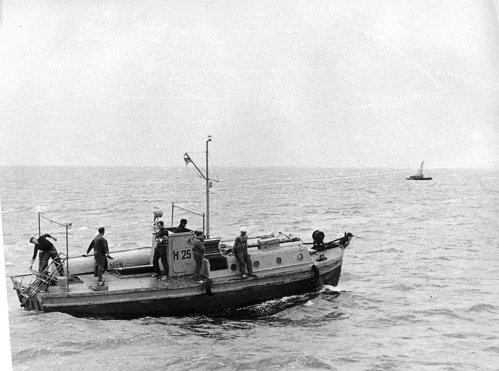 «Дельфин-2» на ходу