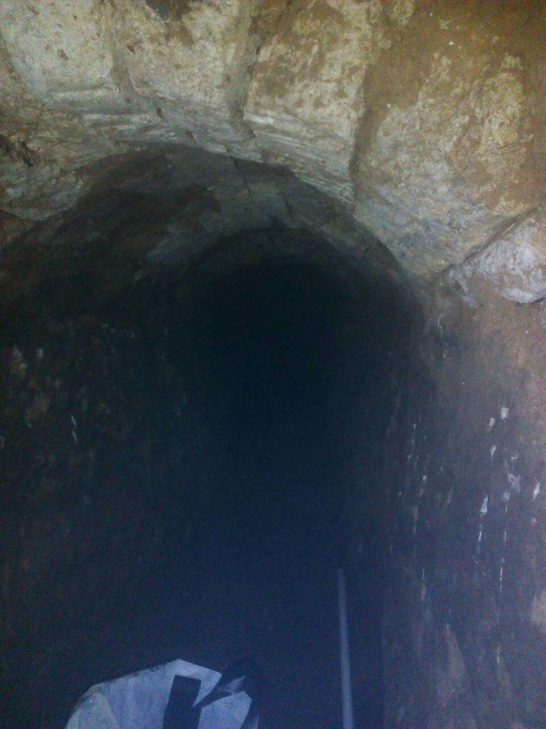 Тоннель на Адмиральской, 2
