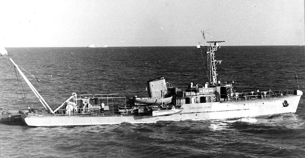 Клубное экспедиционное судно «Анатолий  Елкин»