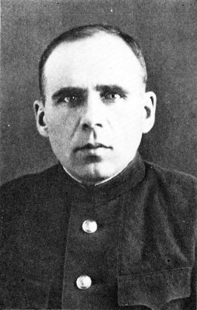 Комиссар ЭМ ФРУНЗЕ Дмитрий Степанович Золкин