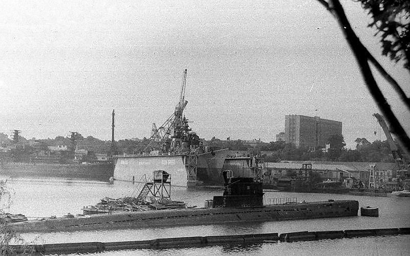 Подводная лодка С-232