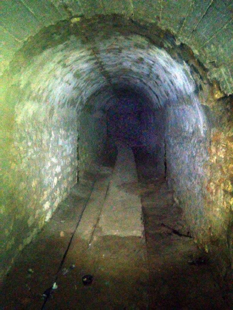 Тоннель ведущий к Артезианскому Колоцудцу №2 #3