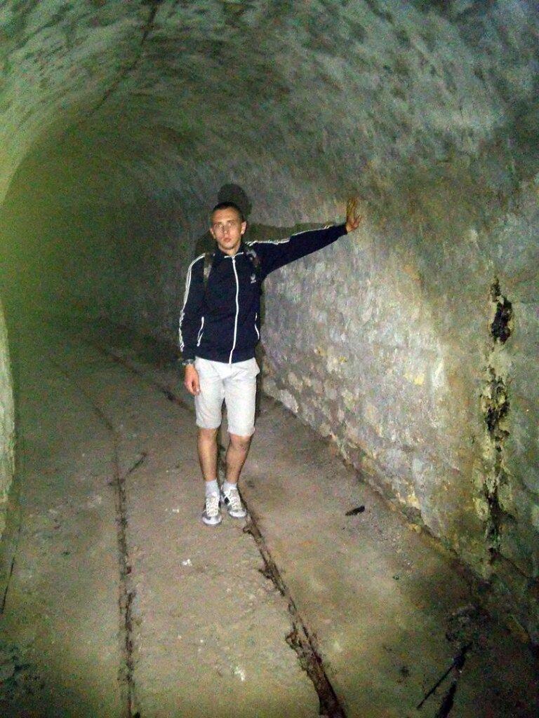 В тоннеле к Артезианскому колодцу №2 #1
