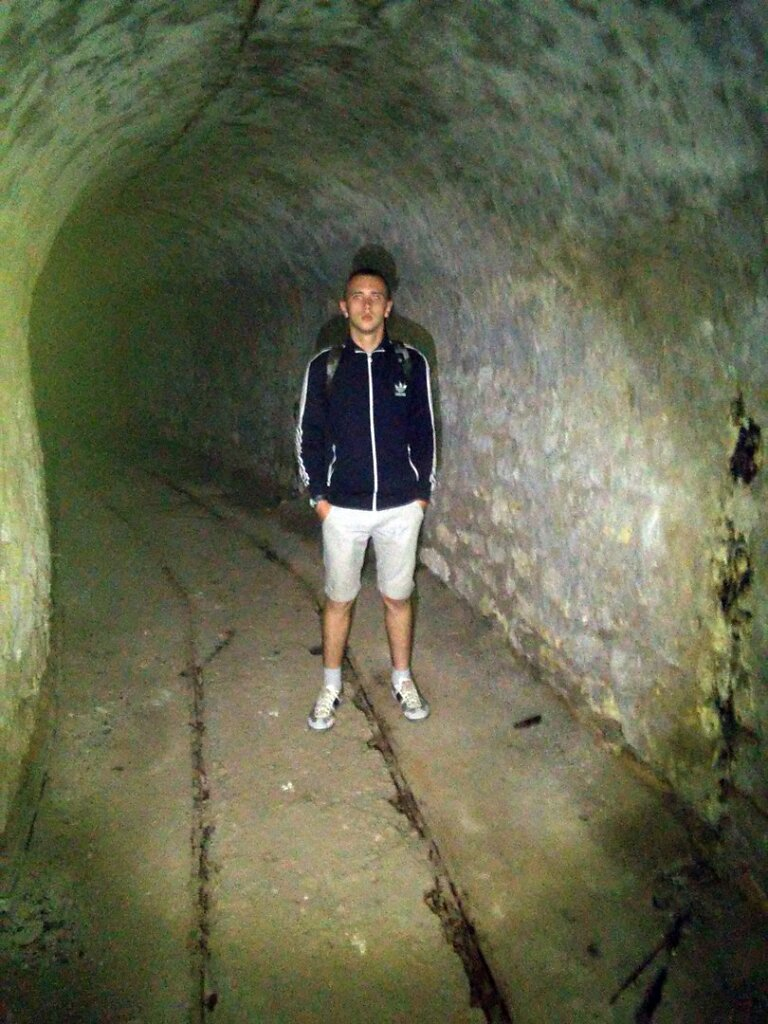 В тоннеле к Артезианскому колодцу №2 #2