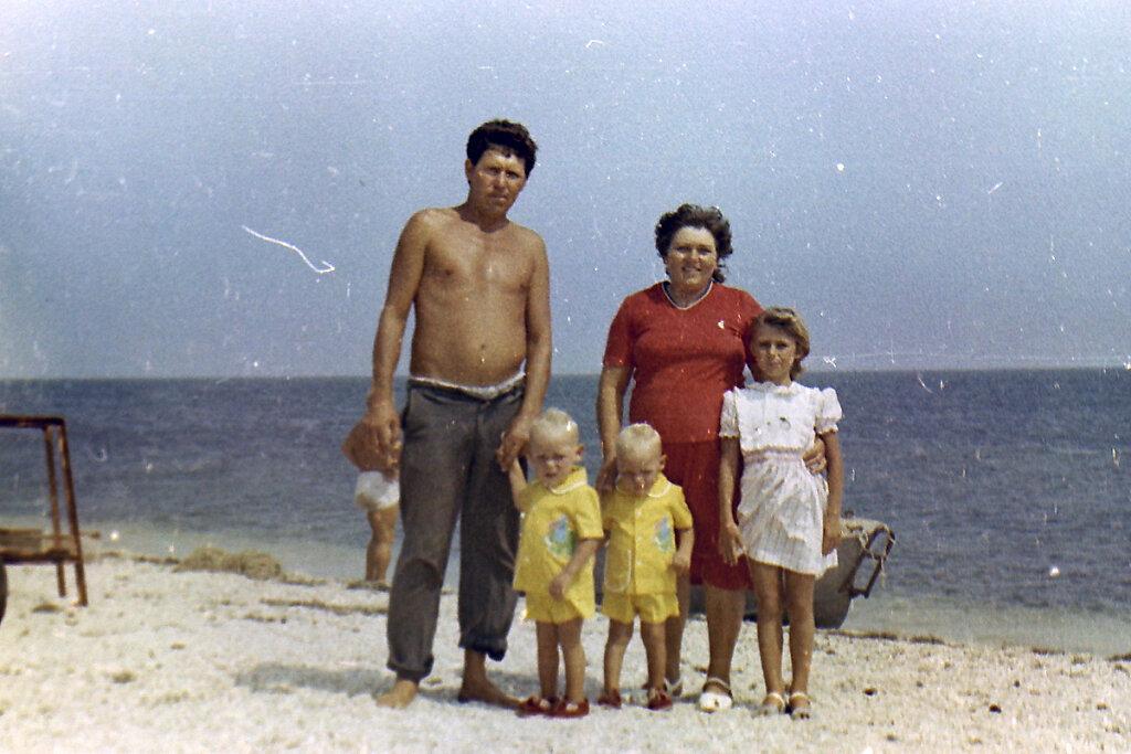 Семья Коли - сторожа Лабаза
