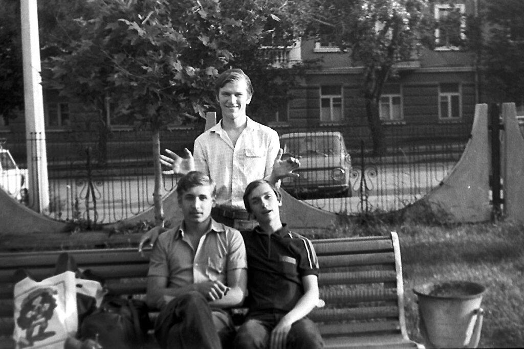Боев, Корчагин, Ефимов