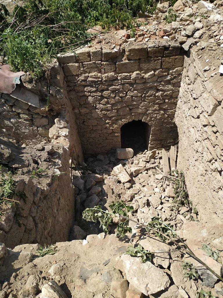 Погреб с двумя туннелями по ул. Чкалова 96/2 (угол ул. 1-ой Слободской) #2